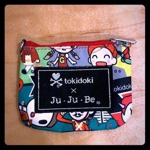 Tokidoki x JuJuBe Fairytella Coin Purse